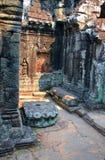 Beeld van Angkor Wat Stock Foto's