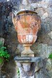 Beeld van antieke aardewerkamfora royalty-vrije stock afbeelding