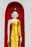 Beeld van Boedha Stock Afbeeldingen