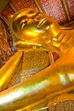 Beeld van Boedha in Thailand Stock Afbeeldingen