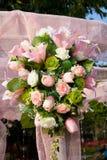 Beeld van boeket van bloemen Stock Fotografie