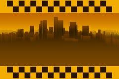 Beeld van city01 Stock Fotografie