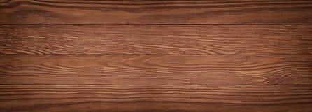 Beeld van de donkere hobbelige houten achtergrond van de lijstbovenkant Royalty-vrije Stock Afbeeldingen