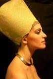 Beeld van de Farao Royalty-vrije Stock Afbeeldingen