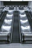 De tredegeval van de lift - geen mensen Royalty-vrije Stock Foto's