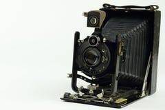 Beeld van een retro camera Stock Afbeeldingen