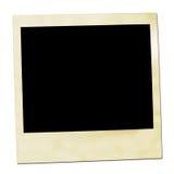 Beeld van een voorzijde van Polaroidcamera's. Royalty-vrije Stock Fotografie
