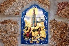 Beeld van Fatima royalty-vrije stock foto