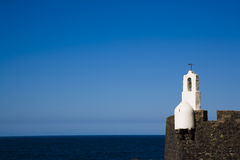 Beeld van Garachico, Tenerife Stock Afbeeldingen