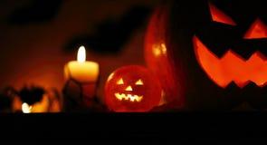 Beeld van Halloween-vakantieachtergrond Stock Afbeeldingen