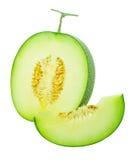 Beeld van het Fruit van de Meloen Stock Afbeelding