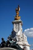 Beeld van het Gedenkteken van Victoria, Londen Stock Afbeelding