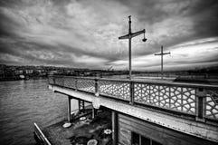 Beeld van Istanboel Stock Afbeeldingen