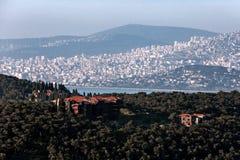 Beeld van Istanboel Stock Foto