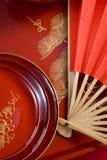 Beeld van Japan bij het Nieuwjaar Stock Foto