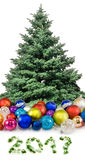 beeld van Kerstmisdecoratie Royalty-vrije Stock Afbeeldingen