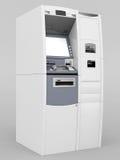 Beeld van nieuw ATM Stock Fotografie