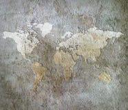 beeld van oude muur als achtergrond Stock Fotografie