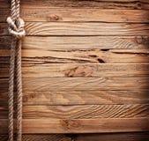 Beeld van oude textuur van houten raad Stock Foto