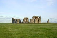 Beeld van Stonehenge Stock Fotografie