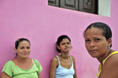 Beelden van Brazilië Stad van Penedo Royalty-vrije Stock Foto's