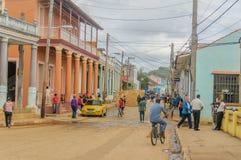 Beelden van Cuba - Baracoa Stock Fotografie