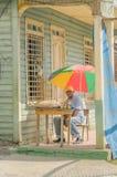 Beelden van Cuba - Baracoa Royalty-vrije Stock Fotografie