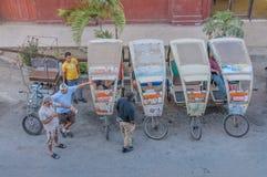 Beelden van Cuba - Camagà ¼ ey Royalty-vrije Stock Foto