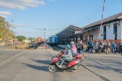 Beelden van Cuba - Camagà ¼ ey Royalty-vrije Stock Foto's