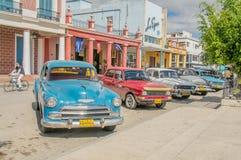 Beelden van Cuba - Holguin Royalty-vrije Stock Foto