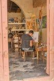 Beelden van Cuba - Trinidad Stock Afbeelding