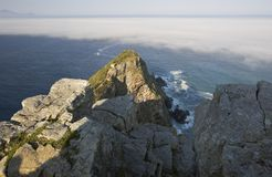 Beelden van heuvels in Cape Town Stock Foto