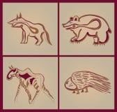 Indische dieren Royalty-vrije Stock Afbeelding
