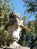 beeldhouwwerk stock afbeelding