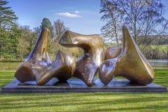 beeldhouwwerk Royalty-vrije Stock Foto