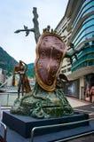 beeldhouwwerk Royalty-vrije Stock Afbeelding