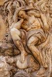 beeldhouwwerk stock foto