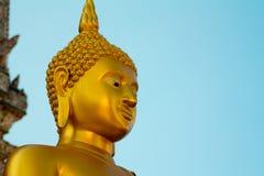Beeldhouwwerk bij wat arun, Bangkok, Thailand Stock Foto's