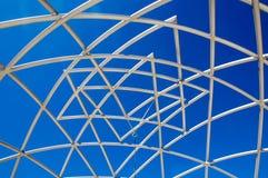 Beeldhouwwerk in de Hemel: Patronen Royalty-vrije Stock Afbeelding