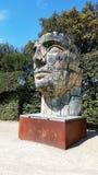 Beeldhouwwerk in Giardino Bardini, Florence, Italië royalty-vrije stock afbeeldingen