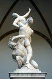 Beeldhouwwerk-Italië van Giambologna Stock Afbeeldingen