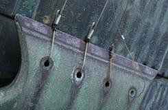 beeldhouwwerk muzikaal instrument Royalty-vrije Stock Foto's