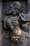 Beeldhouwwerk van de tempel van konarak-Orrisa. stock foto
