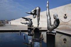 beeldhouwwerk royalty-vrije stock afbeeldingen