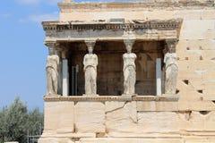 Beeldhouwwerken in Athene, Griekenland Royalty-vrije Stock Afbeelding