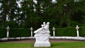 Beeldhouwwerkstandbeeld Royalty-vrije Stock Fotografie