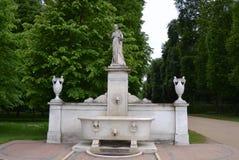 Beeldhouwwerkstandbeeld Royalty-vrije Stock Afbeeldingen