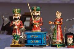 Beeldje in India royalty-vrije stock afbeelding