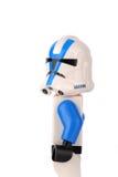 Beeldje Star Wars Stormtrooper Royalty-vrije Stock Afbeelding