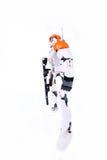 Beeldje Star Wars Stormtrooper Stock Afbeeldingen